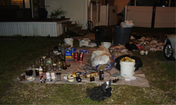 Super Methamphetamine Lab Cleanup