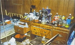 Meth Lab Bedroom